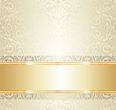 Luxury wallpaper royalty free illustration