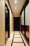 Luxury wardrobe on lobby house Stock Photo