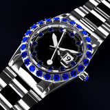 Luxury watch. Stock Photos