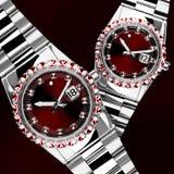 Luxury watch. Royalty Free Stock Image