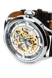 Luxury watch isolated on the white background Royalty Free Stock Photo