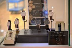 Luxury Watches Stock Image