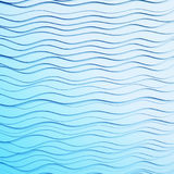 Luxury wave abstract background Royalty Free Stock Image