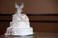 Luxury Wedding Cake Royalty Free Stock Image