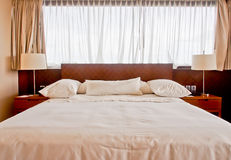 Free Luxury Well Decorated Hotel Room 3 Royalty Free Stock Photos - 34162098