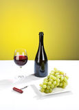 Luxury wine Still Life Stock Photo