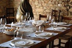 Luxury Wine Tasting Stock Photography