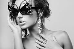 Luxury woman Stock Image