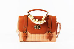 Luxury women bag Royalty Free Stock Image