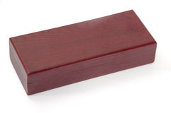 Luxury wooden box bottle opener Royalty Free Stock Photography