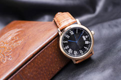Luxury Wrist Watch Royalty Free Stock Images