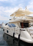 Luxury Yacht Royalty Free Stock Photos