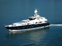 Free Luxury Yacht Royalty Free Stock Photo - 83565
