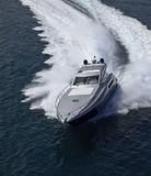 Luxury yacht Alfamarine 60' Royalty Free Stock Image