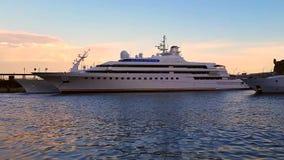 Luxury Yacht Lady Moura in Monaco