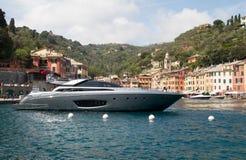 Luxury yacht Royalty Free Stock Photos