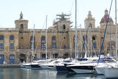 Luxury Yachting in Malta Stock Photos