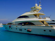 Luxury yachts 05 Royalty Free Stock Image