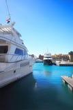 Luxury yachts Stock Photos