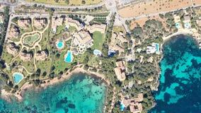 Luxus-Resort stockbilder
