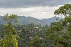 Luxus-Resort Ella Sri Lanka Stockfotografie