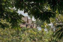 Luxus-Resort Sri Lanka Lizenzfreie Stockfotos