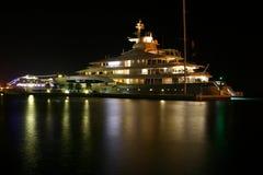 Luxus statek Zdjęcia Royalty Free