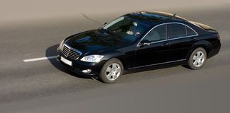 Luxus und Leistung: deutsches Auto stockfotos