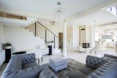 Luxus- und traditionelles Design Lizenzfreies Stockbild