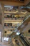 Luxuseinkaufszentrum in Peking Lizenzfreie Stockfotos