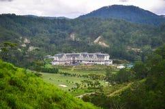 Luxushöhenkurort in Dalat, Vietnam Stockfotos