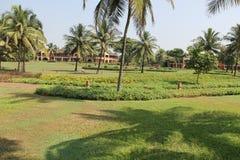 Luxushotel in Goa, Indien Lizenzfreie Stockfotos