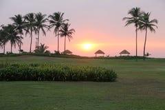 Luxushotel in Goa, Indien Lizenzfreies Stockfoto