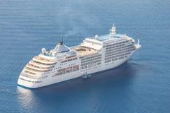 Luxuskreuzschiff Stockfoto