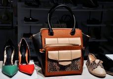 Luxusladen Stockfotos