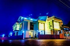 Luxuslandhaus für Verkauf Stockbilder
