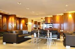 Luxuslobby Lizenzfreies Stockbild