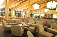 Luxuslobbyhotel Lizenzfreies Stockbild