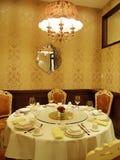Luxusrestaurant stockbilder