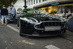 Luxussportauto Aston Martin V8 günstige N430 (seit 2015) Lizenzfreies Stockbild