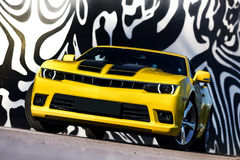 Luxussportwagen Lizenzfreie Stockfotografie