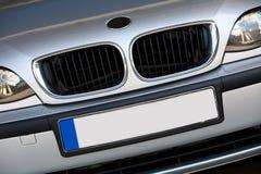 Luxuxauto Lizenzfreies Stockfoto