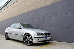 Luxuxauto Stockfotos