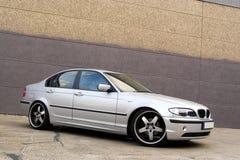 Luxuxauto Stockfoto