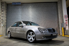 Luxuxauto Lizenzfreie Stockfotografie