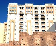 Luxuxdoha-Wohnung Stockbild