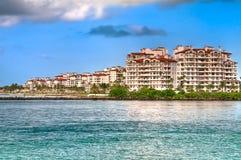 Luxuxeigentumswohnungen lizenzfreie stockbilder
