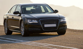 Luxuxfahrzeug Stockfoto