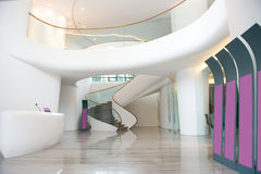 Luxuxhalle Stockfoto