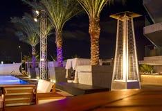 Luxuxrücksortierung-Dachspitze-Aufenthaltsraum Stockfotos